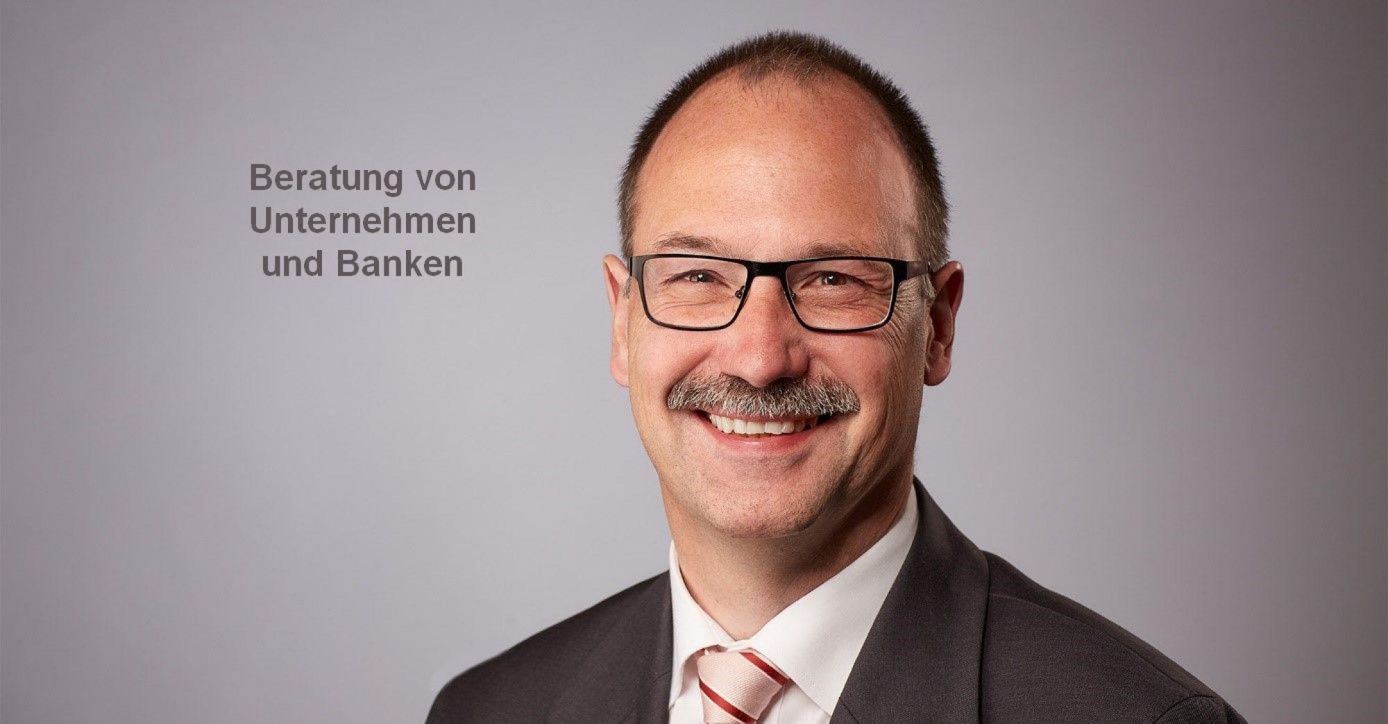 Beratung von Unternehmen und Banken